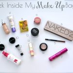 Peek Inside My Make Up Bag