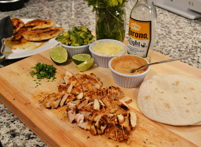 how to make chipotle taco sauce