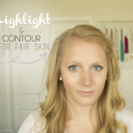 Highlighting and Contouring for Fair Skin